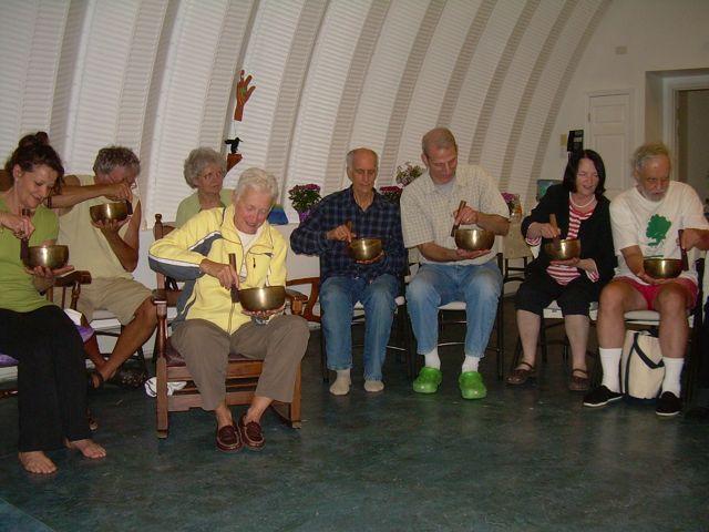 Singing Bowl Retreat